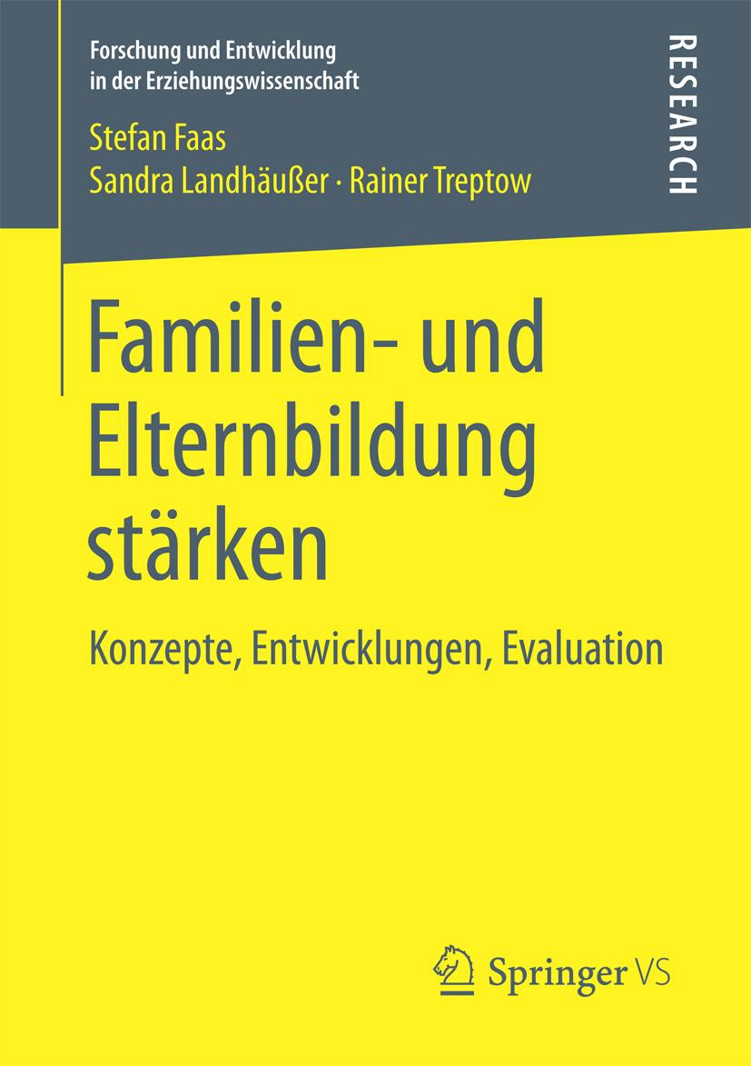 Faas, Stefan - Familien- und Elternbildung stärken, ebook
