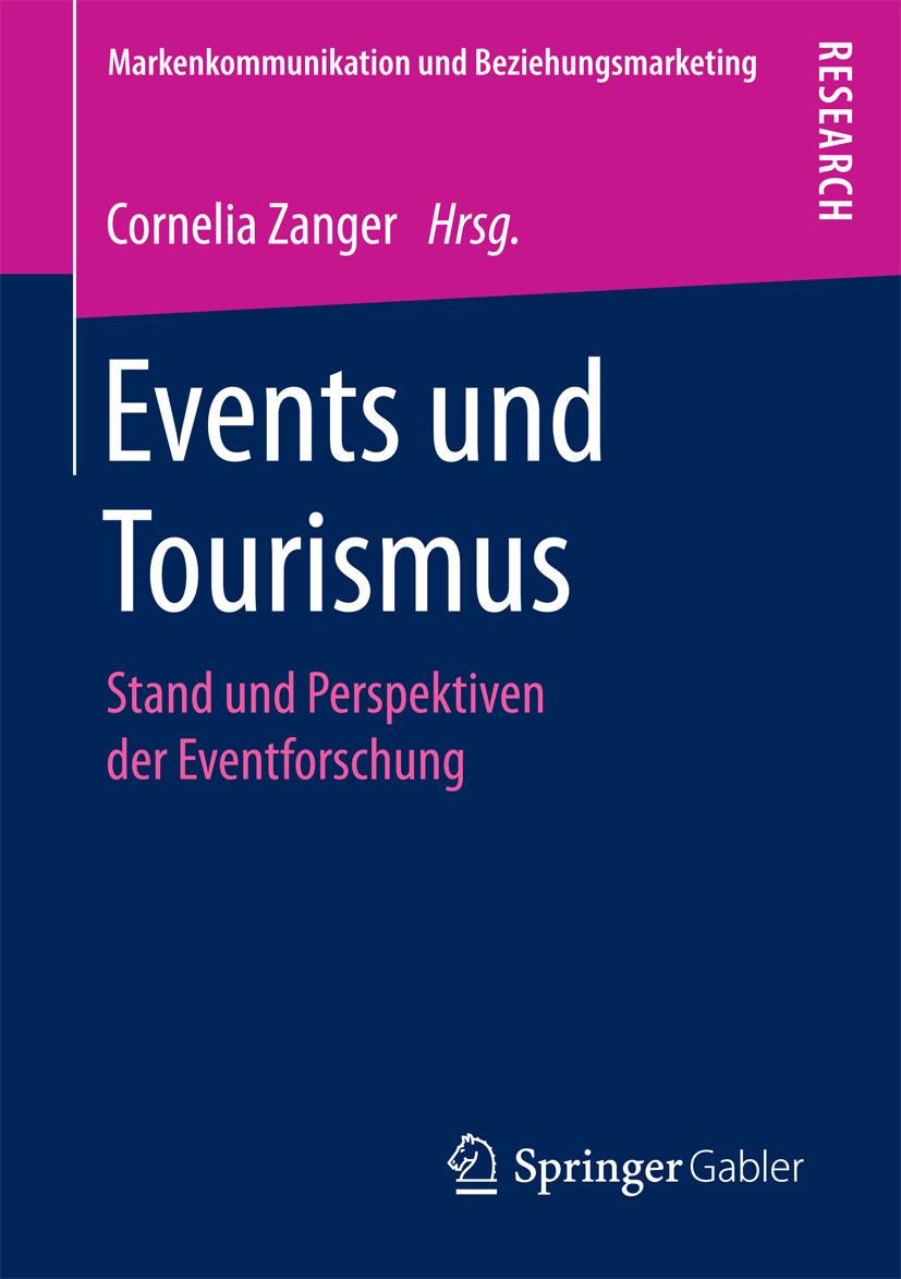 Zanger, Cornelia - Events und Tourismus, ebook