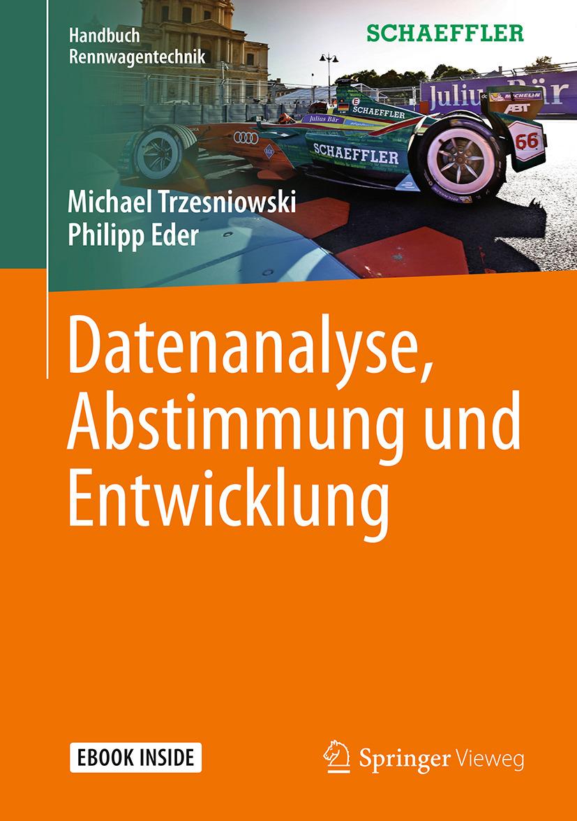 Eder, Philipp - Datenanalyse, Abstimmung und Entwicklung, ebook