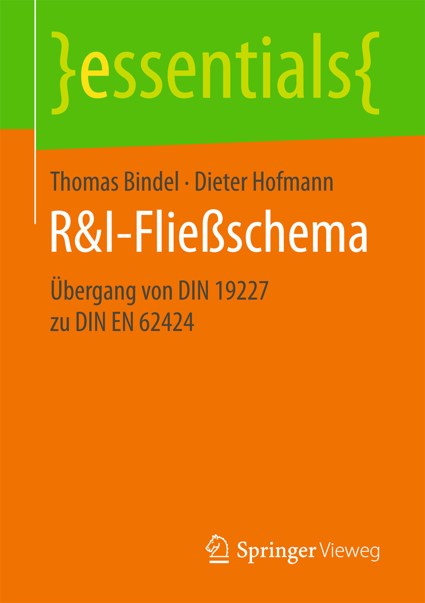 Bindel, Thomas - R&I-Fließschema, ebook