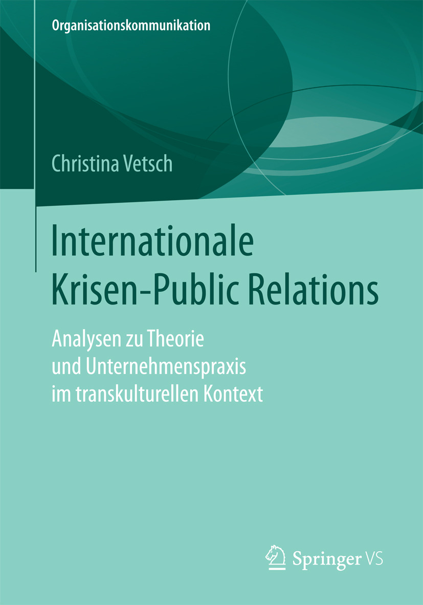 Vetsch, Christina - Internationale Krisen-Public Relations, ebook
