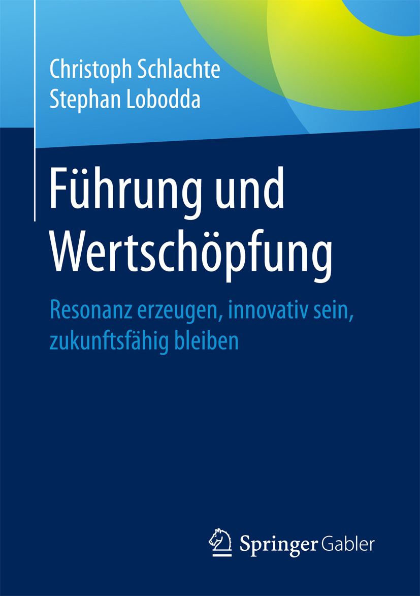 Lobodda, Stephan - Führung und Wertschöpfung, ebook