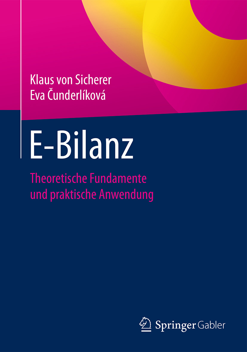 Sicherer, Klaus von - E-Bilanz, ebook
