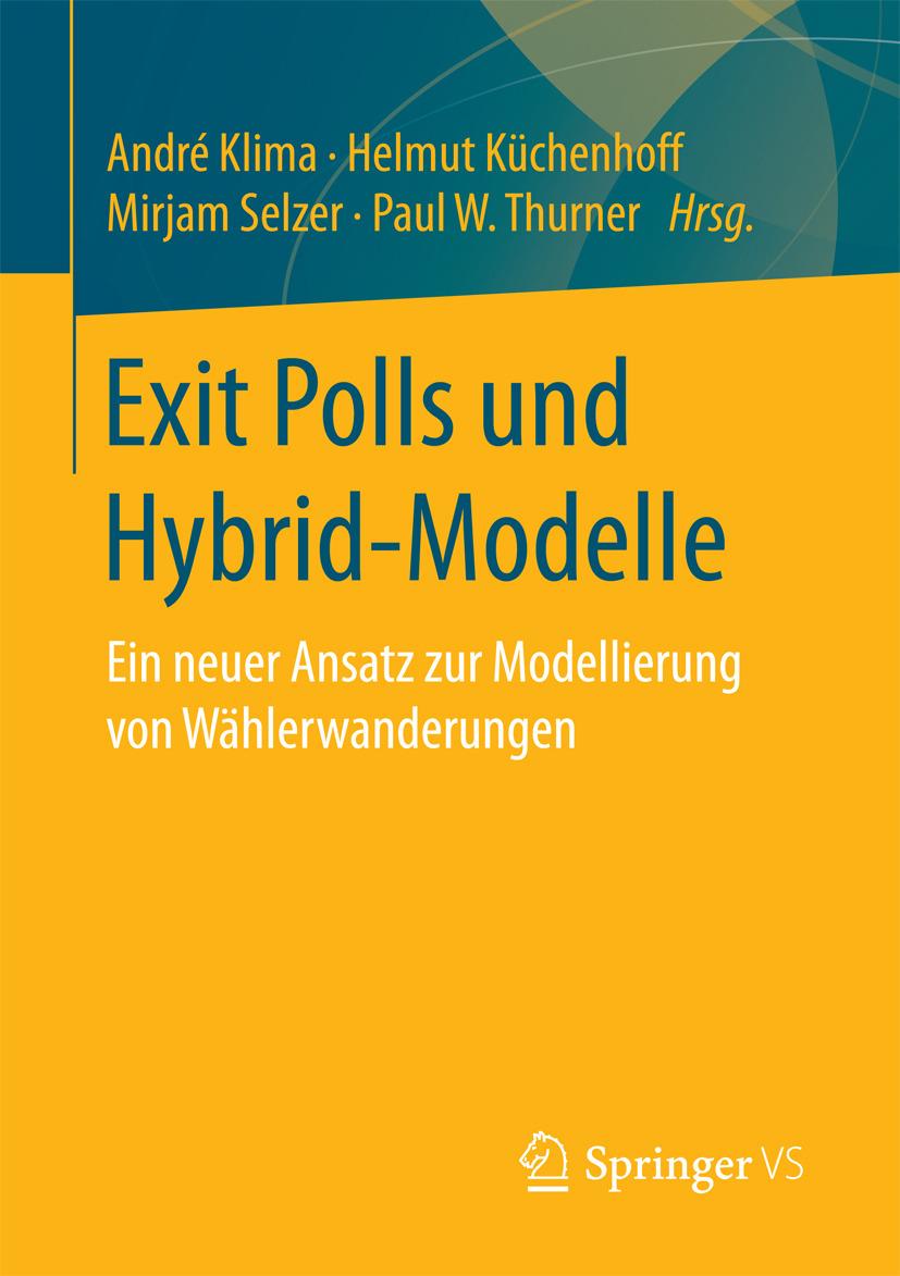 Klima, André - Exit Polls und Hybrid-Modelle, ebook