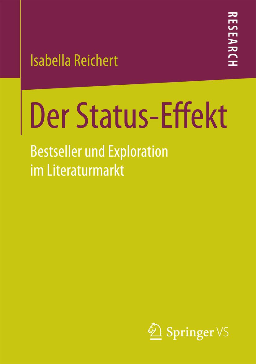 Reichert, Isabella - Der Status-Effekt, ebook