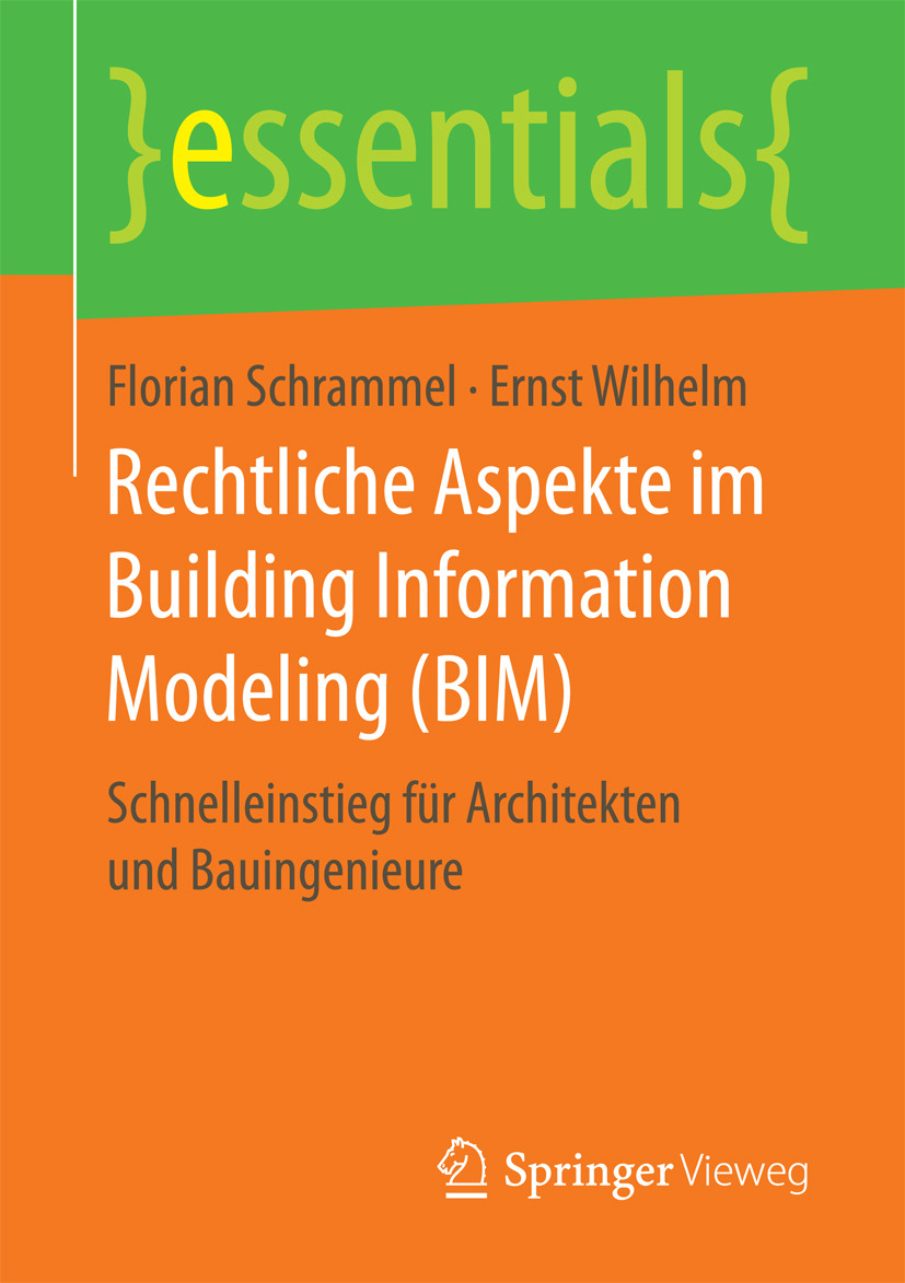 Schrammel, Florian - Rechtliche Aspekte im Building Information Modeling (BIM), ebook