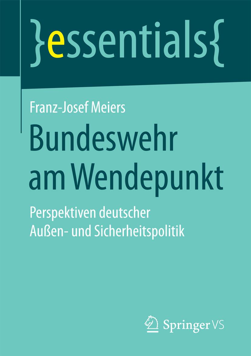 Meiers, Franz-Josef - Bundeswehr am Wendepunkt, ebook