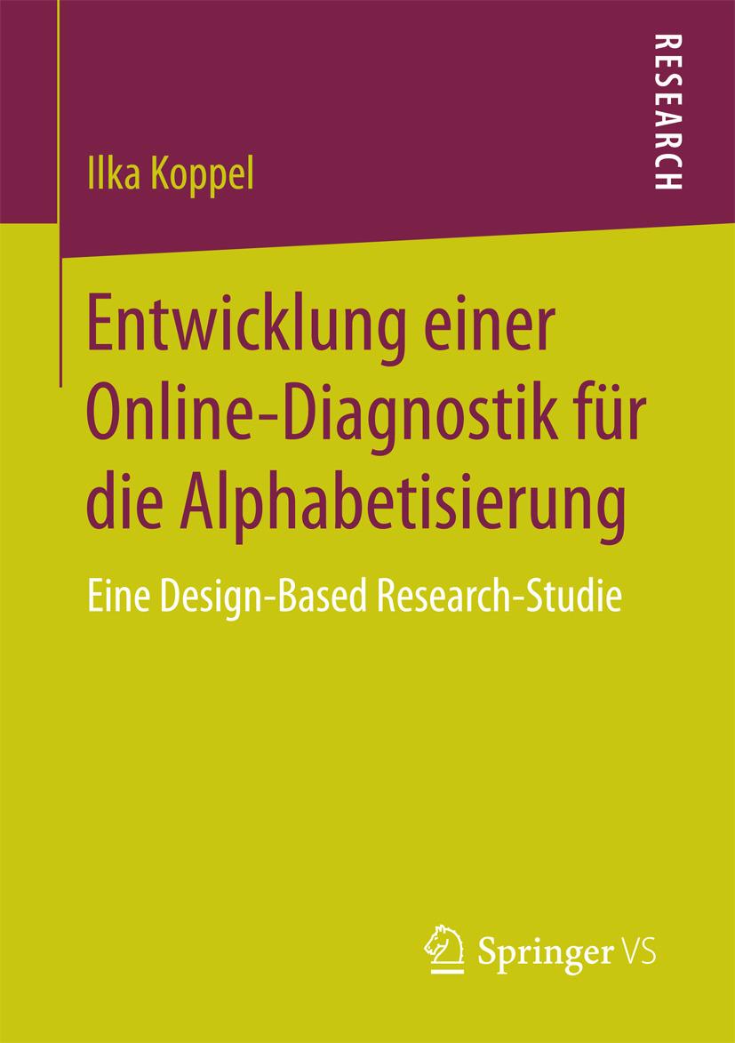 Koppel, Ilka - Entwicklung einer Online-Diagnostik für die Alphabetisierung, ebook