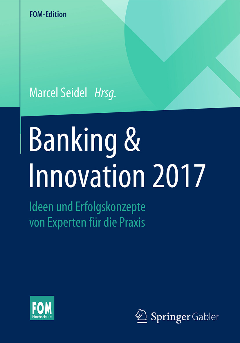 Seidel, Marcel - Banking & Innovation 2017, ebook