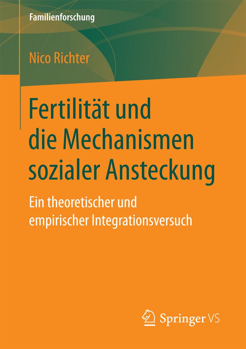 Richter, Nico - Fertilität und die Mechanismen sozialer Ansteckung, ebook