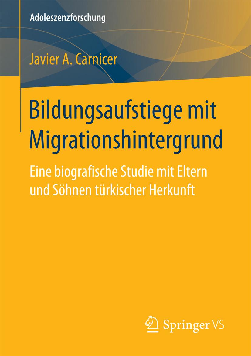 Carnicer, Javier A. - Bildungsaufstiege mit Migrationshintergrund, ebook