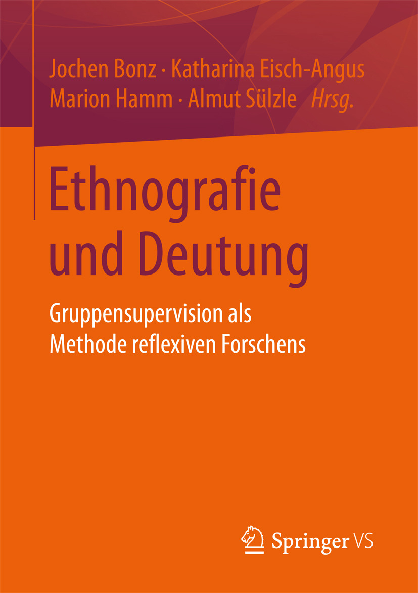 Bonz, Jochen - Ethnografie und Deutung, ebook