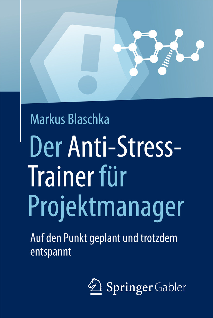Blaschka, Markus - Der Anti-Stress-Trainer für Projektmanager, ebook