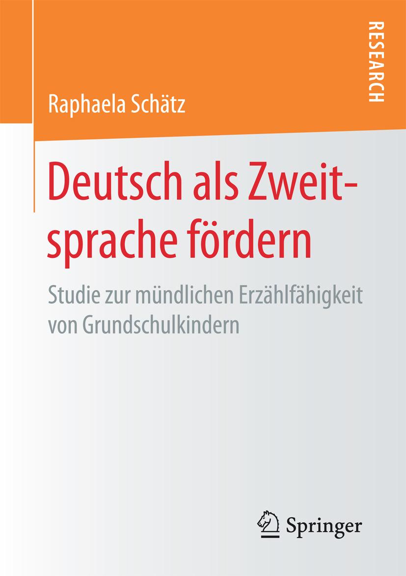 Schätz, Raphaela - Deutsch als Zweitsprache fördern, ebook