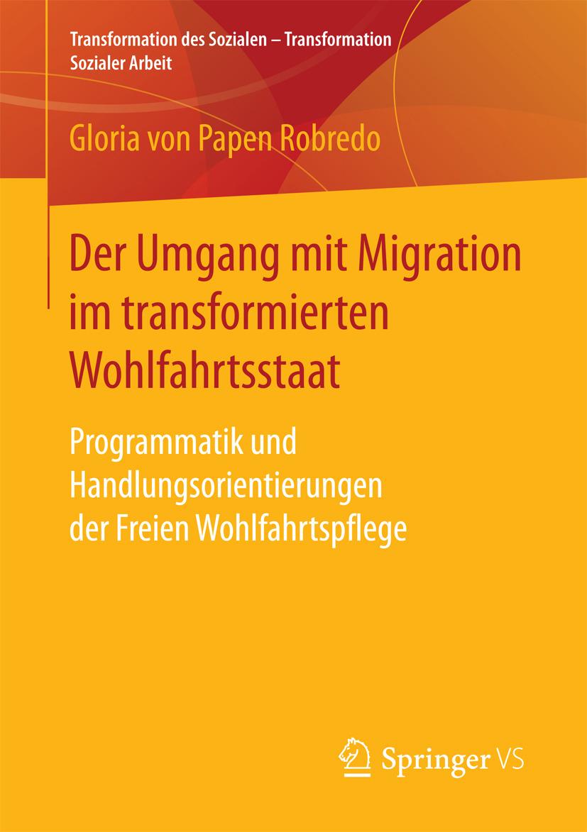 Robredo, Gloria von Papen - Der Umgang mit Migration im transformierten Wohlfahrtsstaat, ebook