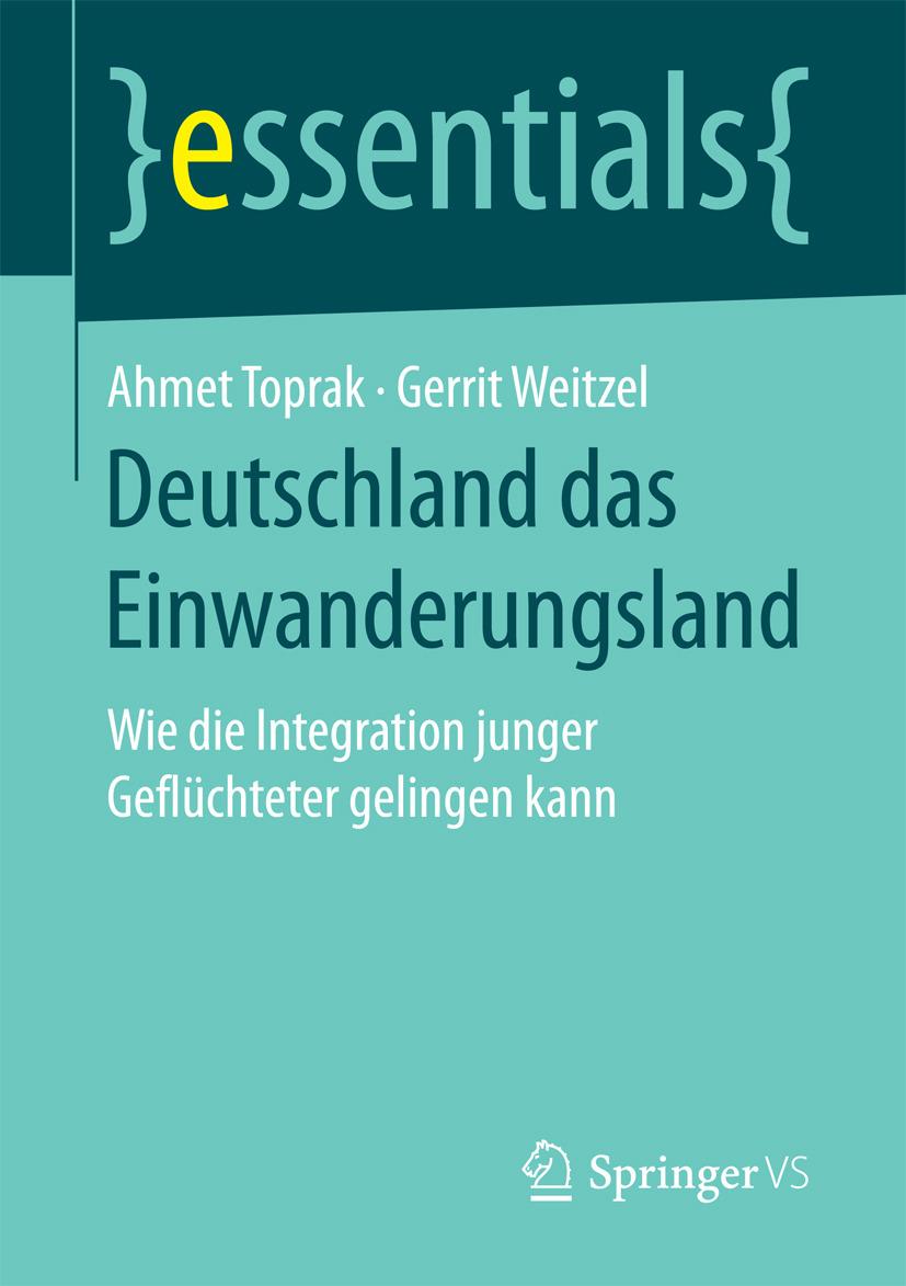 Toprak, Ahmet - Deutschland das Einwanderungsland, ebook