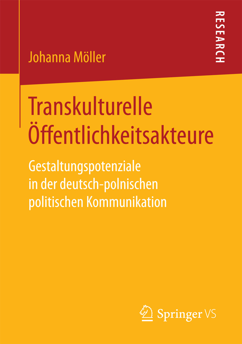 Möller, Johanna - Transkulturelle Öffentlichkeitsakteure, ebook