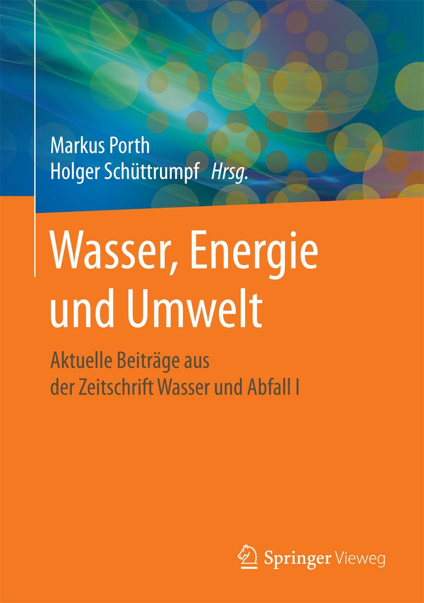 Porth, Markus - Wasser, Energie und Umwelt, ebook