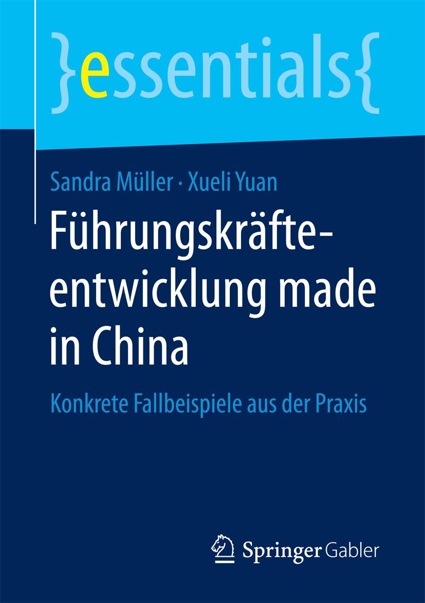 Müller, Sandra - Führungskräfteentwicklung made in China, ebook