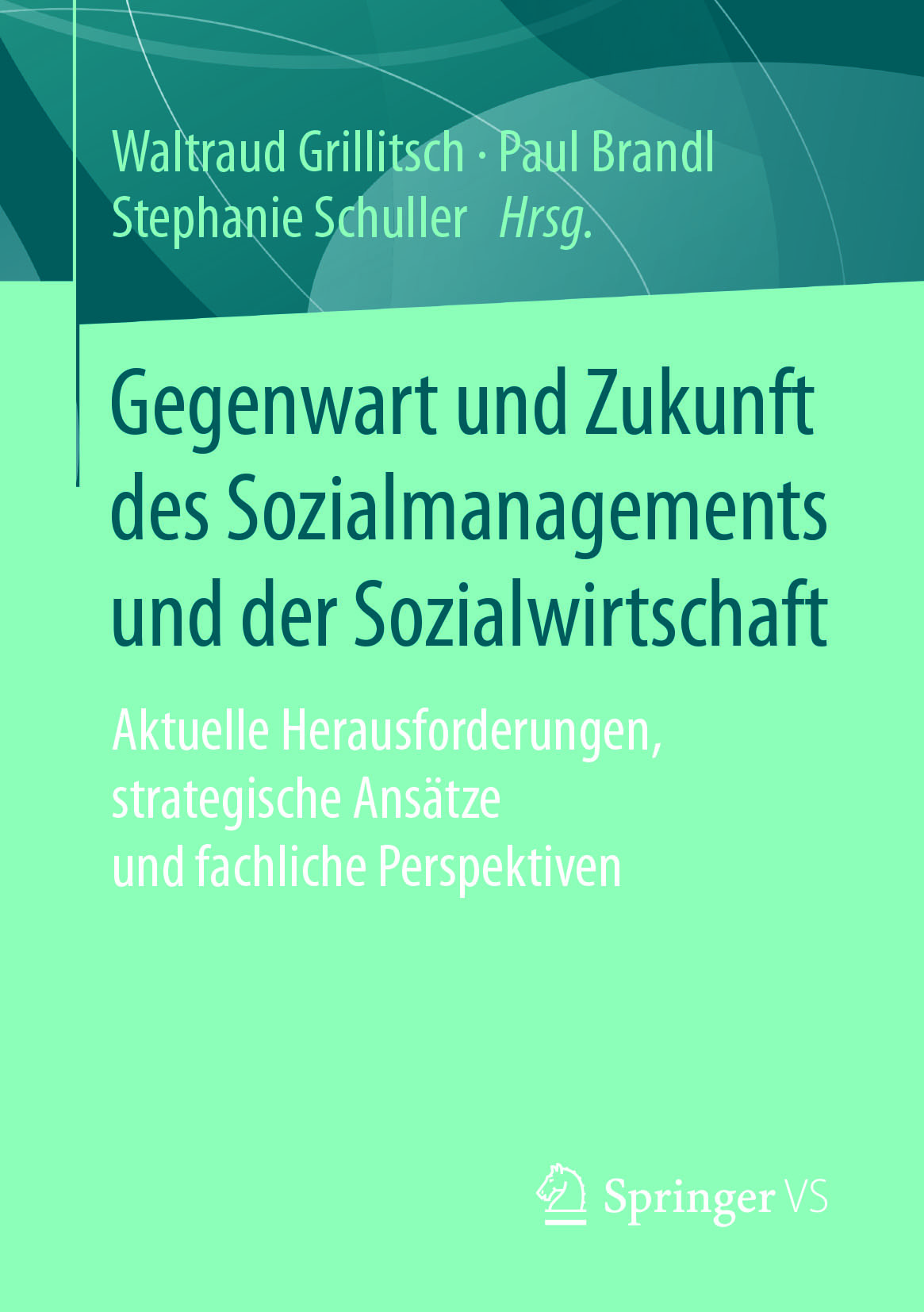 Brandl, Paul - Gegenwart und Zukunft des Sozialmanagements und der Sozialwirtschaft, ebook