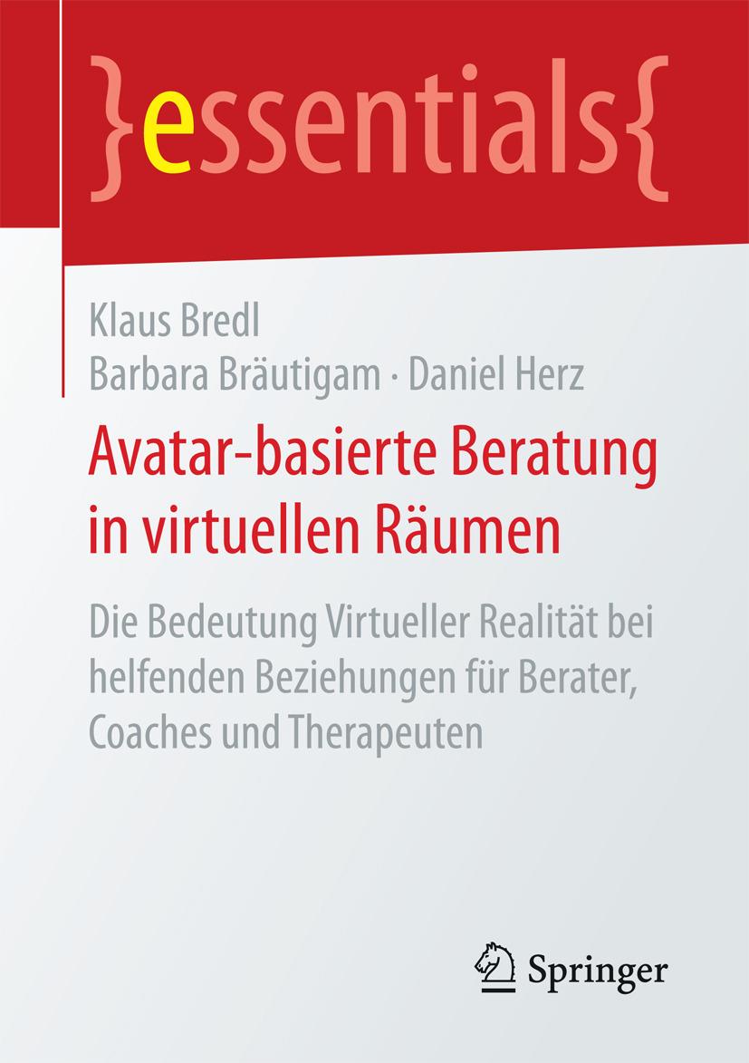 Bredl, Klaus - Avatar-basierte Beratung in virtuellen Räumen, ebook