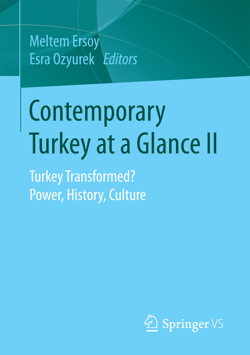 Ersoy, Meltem - Contemporary Turkey at a Glance II, ebook