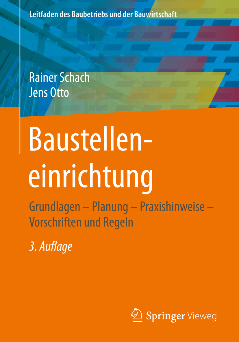 Otto, Jens - Baustelleneinrichtung, ebook