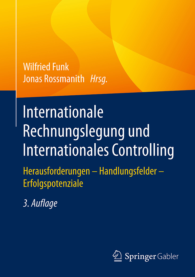 Funk, Wilfried - Internationale Rechnungslegung und Internationales Controlling, e-bok