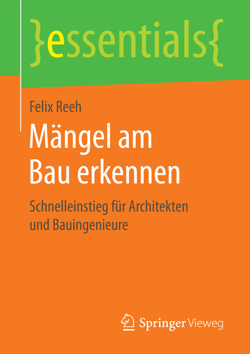 Reeh, Felix - Mängel am Bau erkennen, ebook