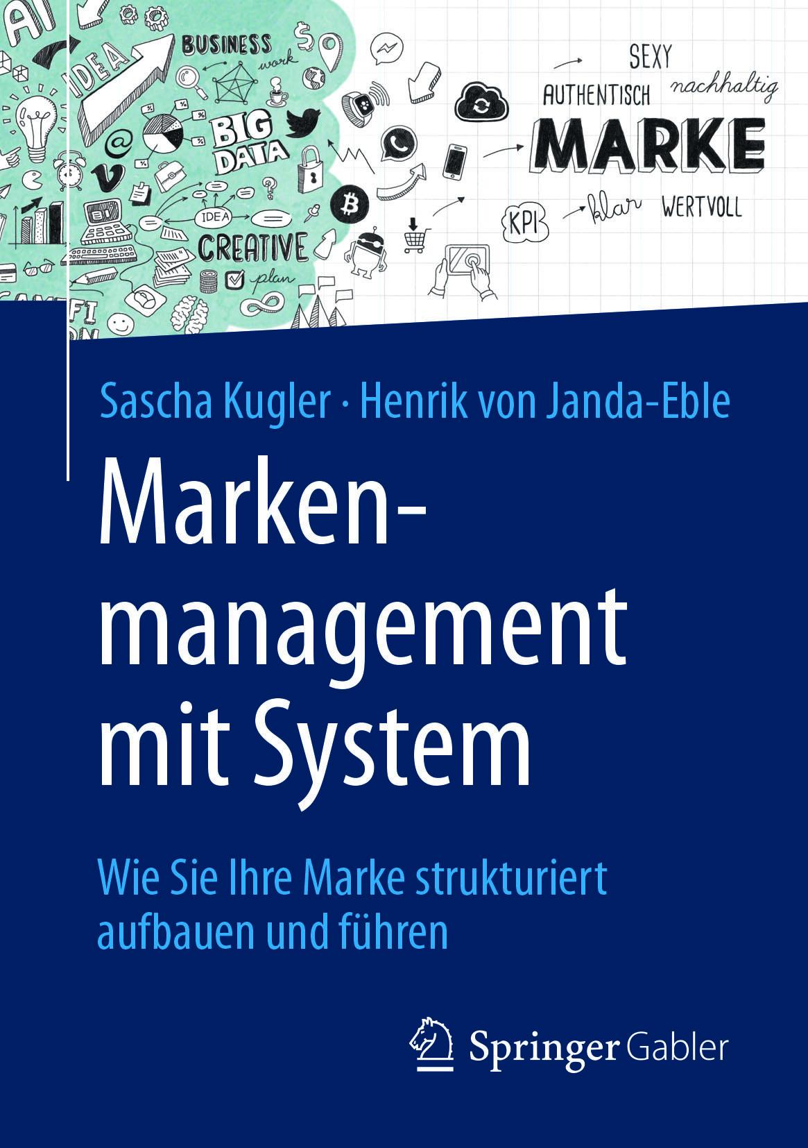 Janda-Eble, Henrik von - Markenmanagement mit System, ebook