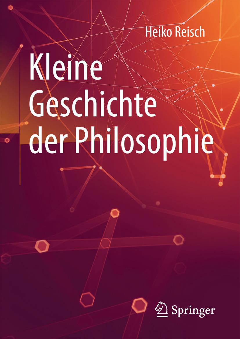Reisch, Heiko - Kleine Geschichte der Philosophie, ebook