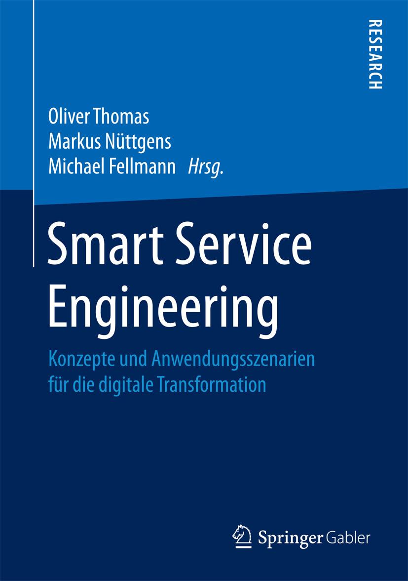Fellmann, Michael - Smart Service Engineering, ebook