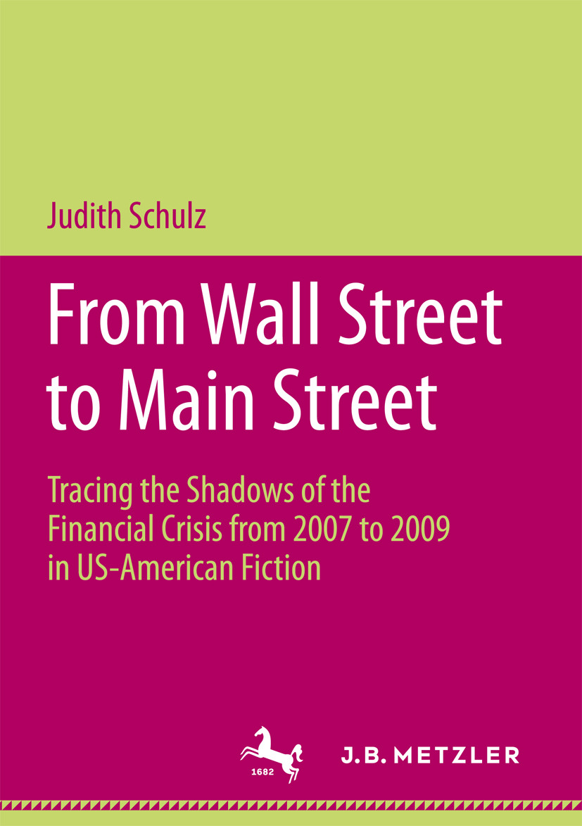 Schulz, Judith - From Wall Street to Main Street, ebook