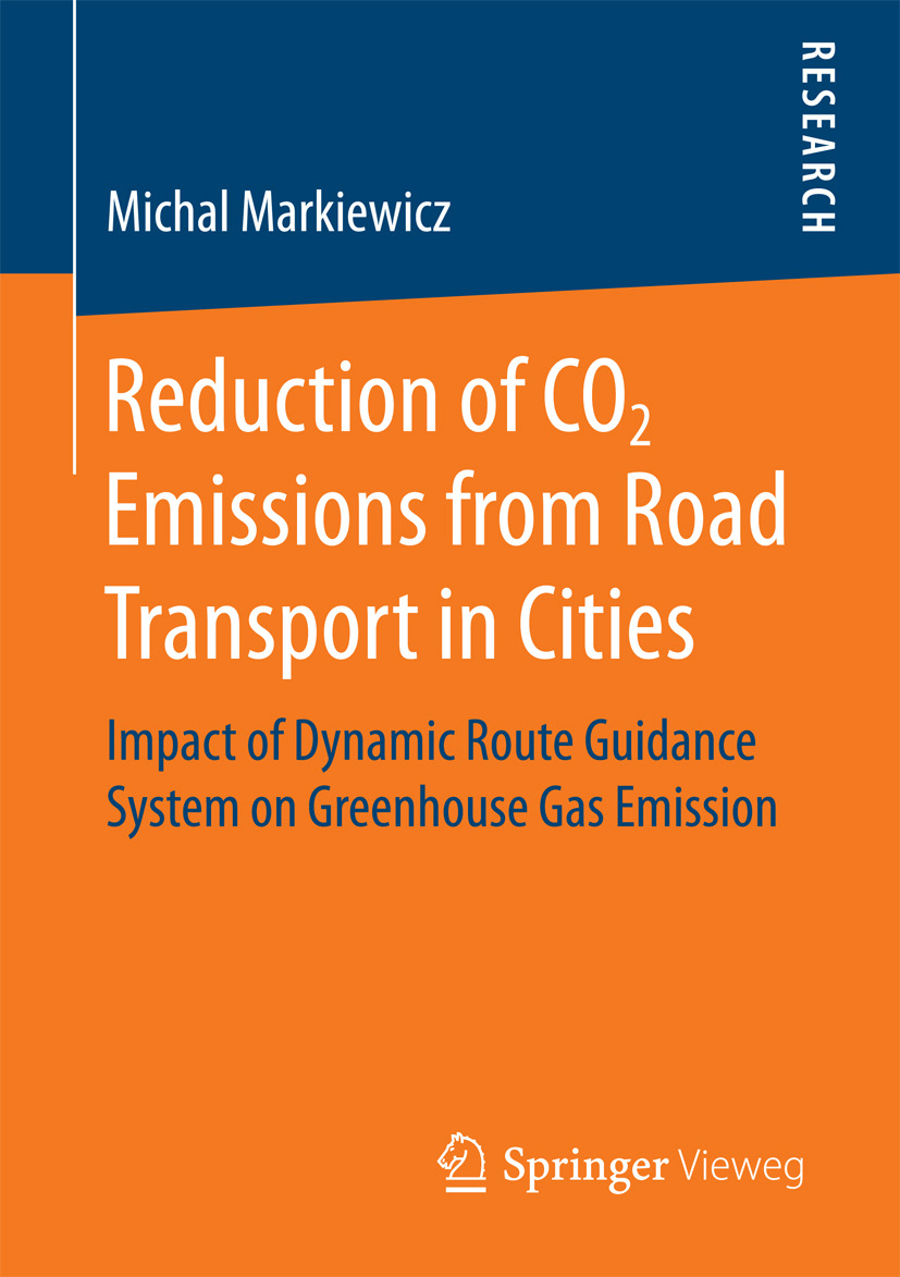 Markiewicz, Michal - Reduction of CO2 Emissions from Road Transport in Cities, ebook