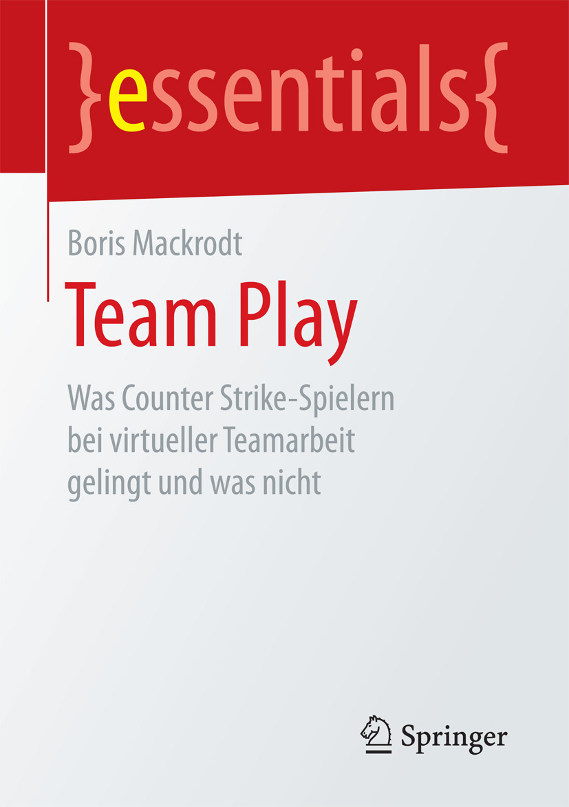 Mackrodt, Boris - Team Play, ebook