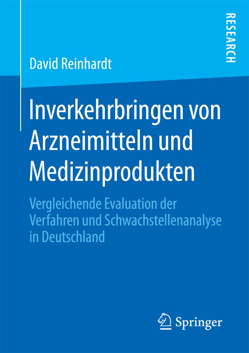 Reinhardt, David - Inverkehrbringen von Arzneimitteln und Medizinprodukten, ebook