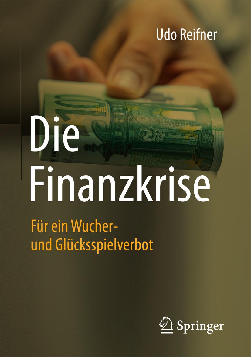 Reifner, Udo - Die Finanzkrise, ebook