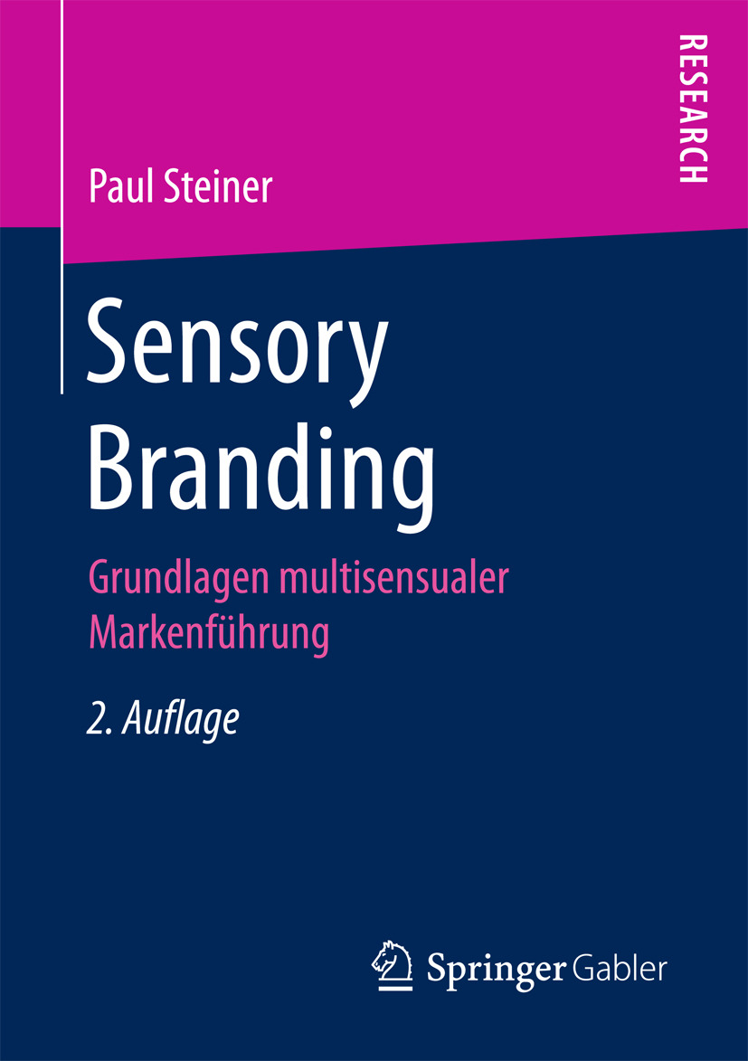 Steiner, Paul - Sensory Branding, ebook