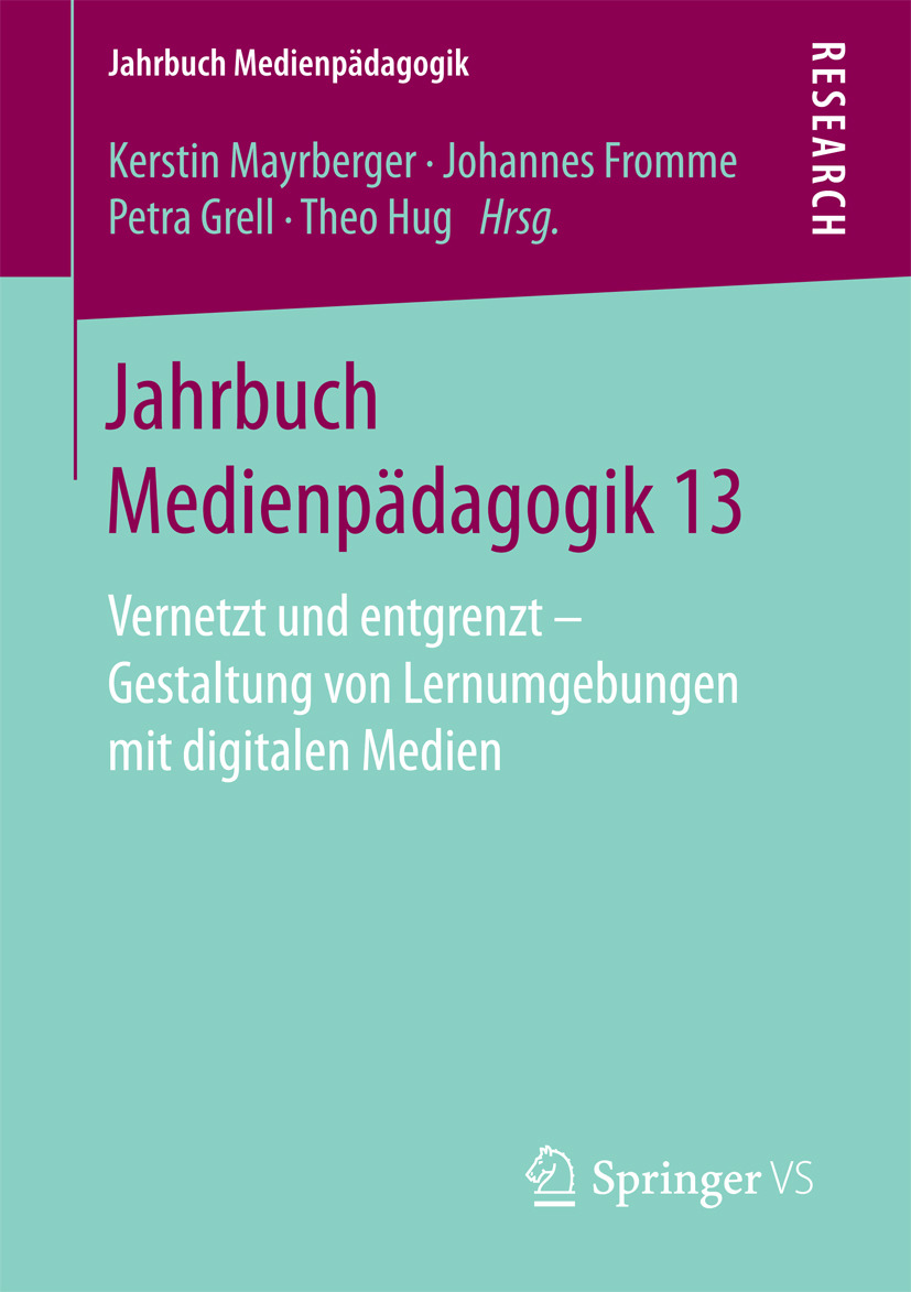 Fromme, Johannes - Jahrbuch Medienpädagogik 13, ebook