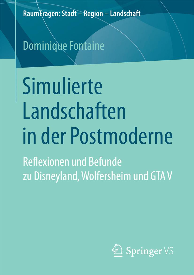 Fontaine, Dominique - Simulierte Landschaften in der Postmoderne, ebook