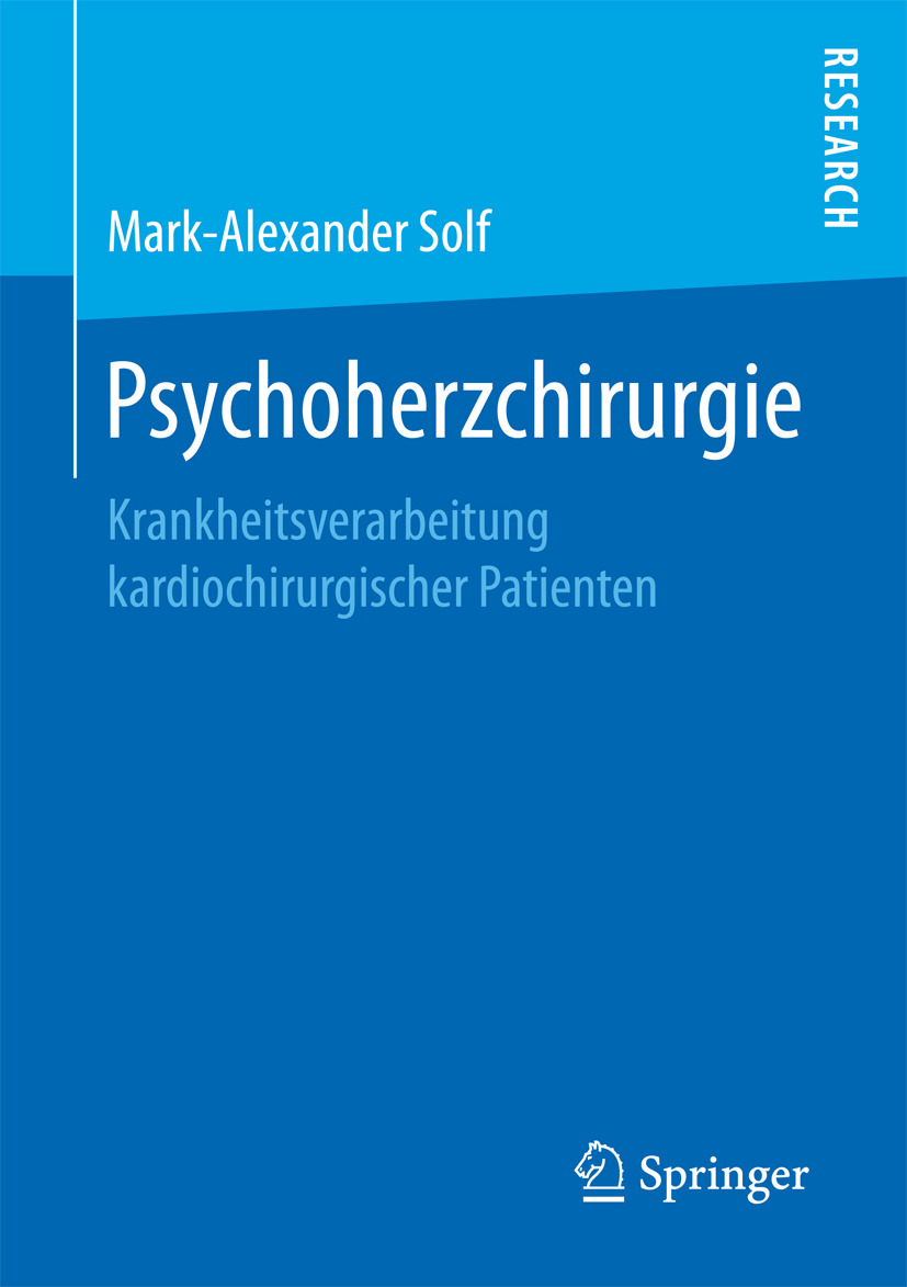 Solf, Mark-Alexander - Psychoherzchirurgie, ebook