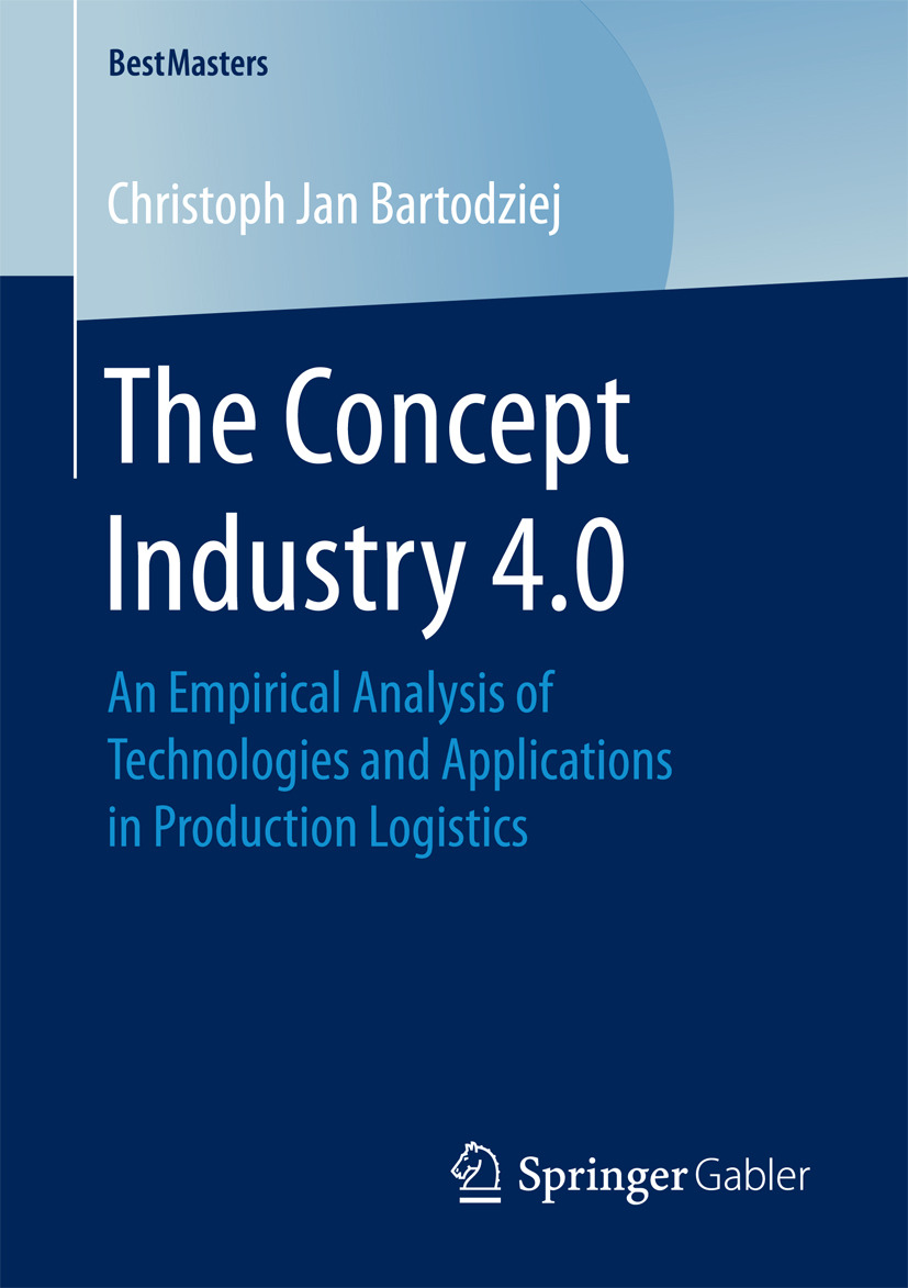 Bartodziej, Christoph Jan - The Concept Industry 4.0, ebook
