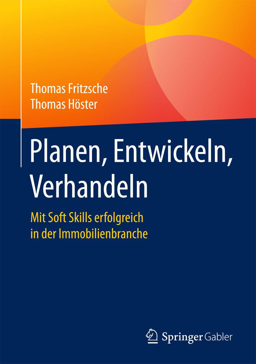 Fritzsche, Thomas - Planen, Entwickeln, Verhandeln, ebook