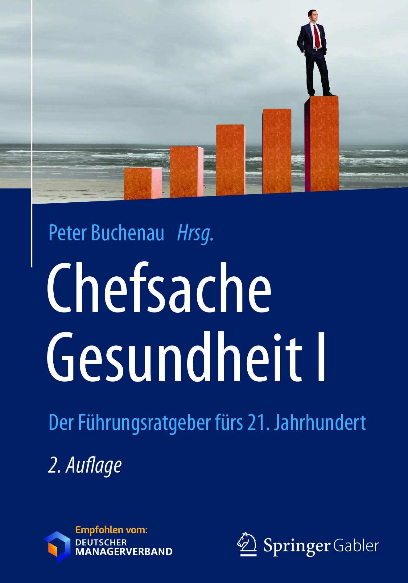 Buchenau, Peter - Chefsache Gesundheit I, ebook