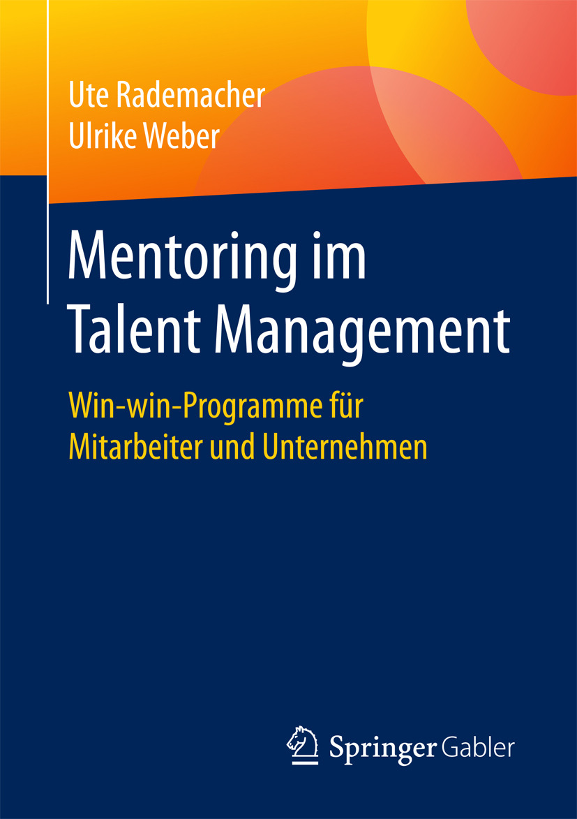 Rademacher, Ute - Mentoring im Talent Management, ebook