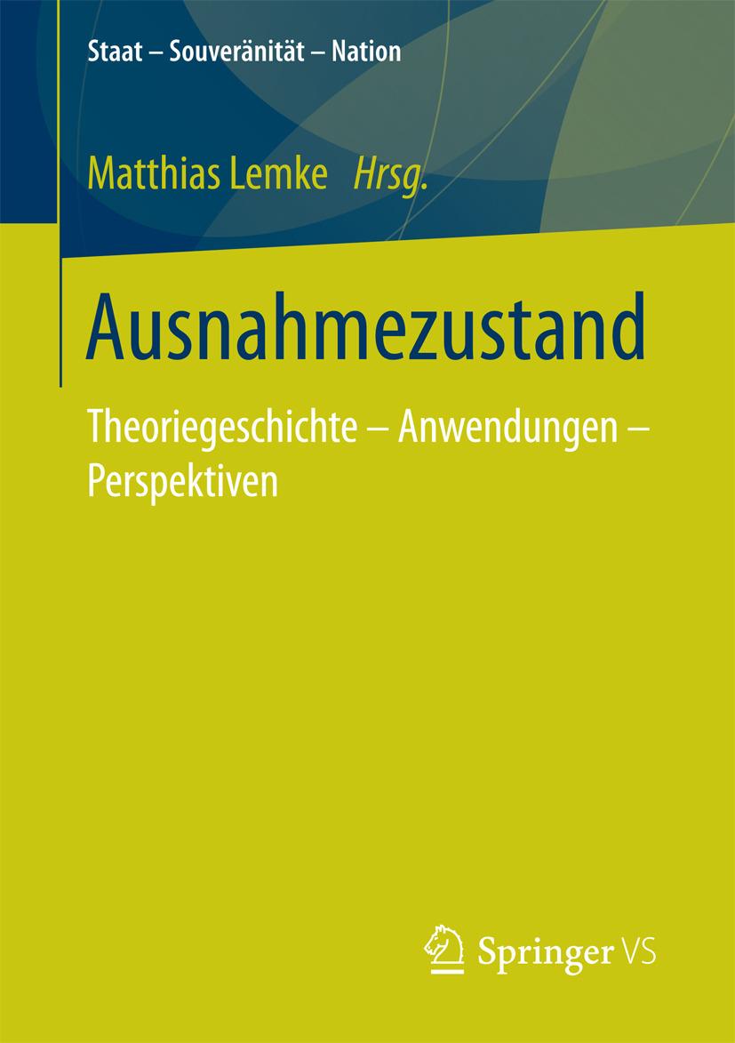Lemke, Matthias - Ausnahmezustand, ebook