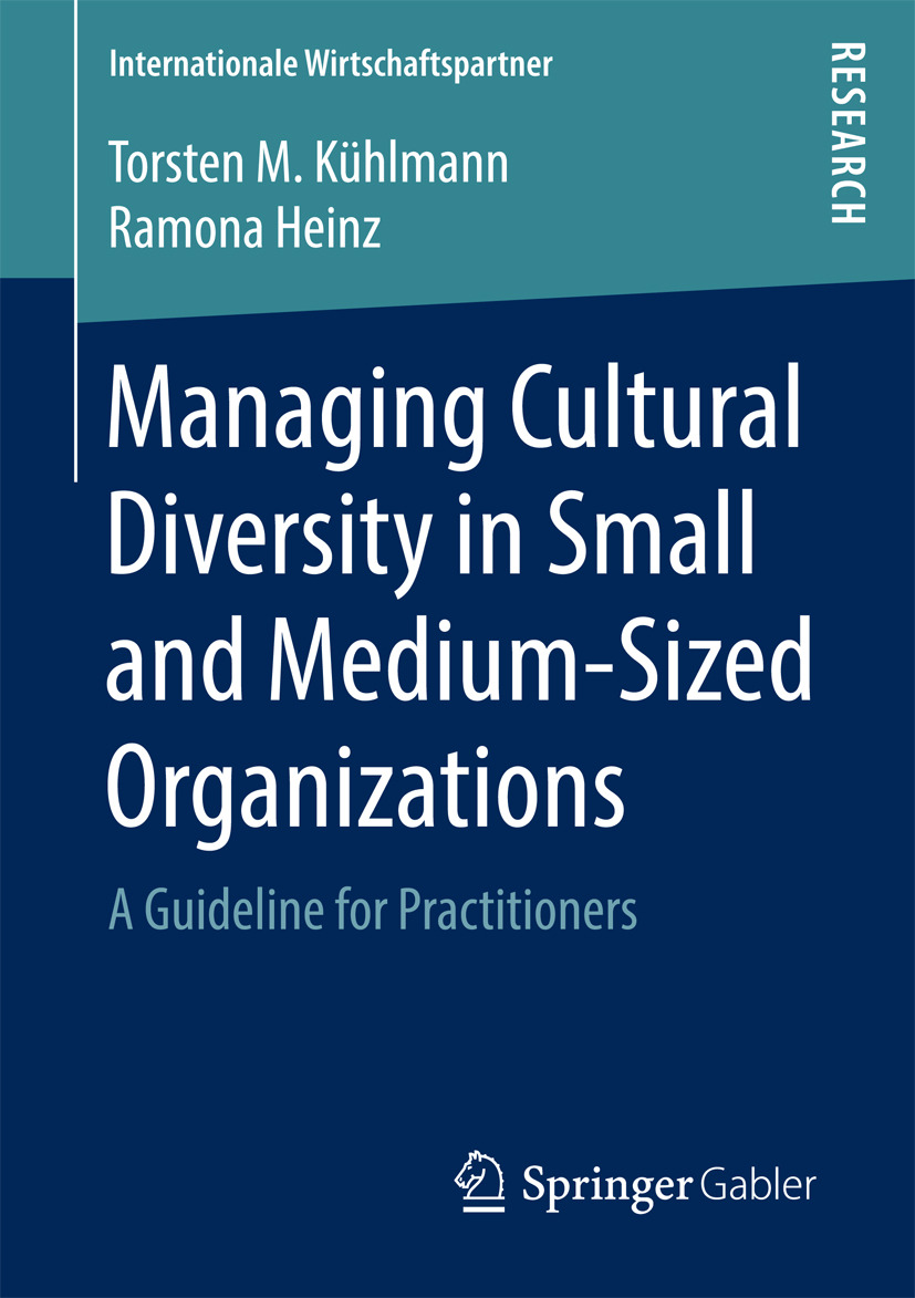 Heinz, Ramona - Managing Cultural Diversity in Small and Medium-Sized Organizations, ebook