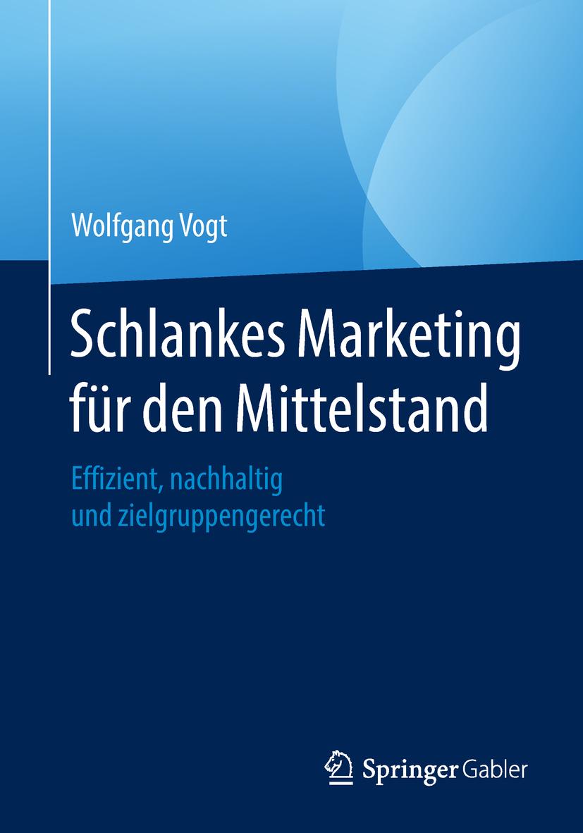 Vogt, Wolfgang - Schlankes Marketing für den Mittelstand, ebook