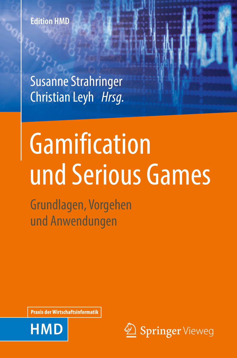 Leyh, Christian - Gamification und Serious Games, e-kirja