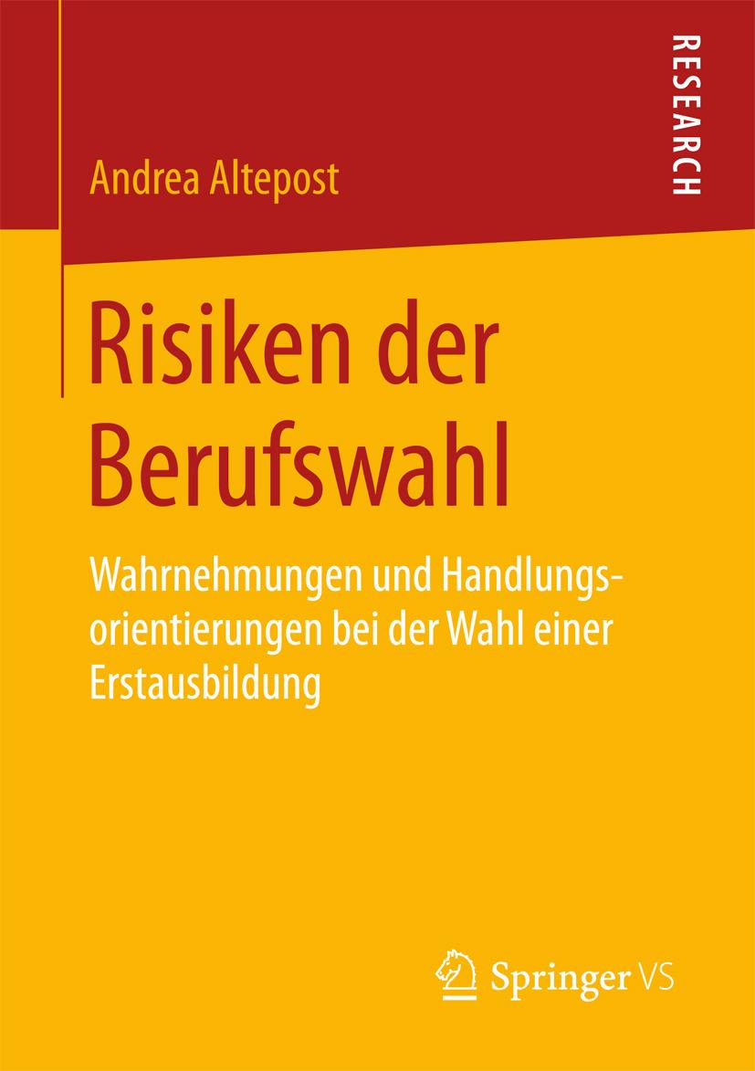 Altepost, Andrea - Risiken der Berufswahl, ebook